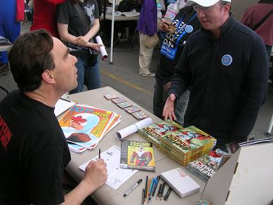 2011 free comic book day richard comely mississauga image collections quest