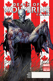 Death of Wolverine 4