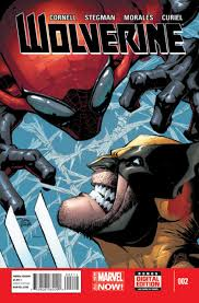 wolverine 2 superior spider man 5