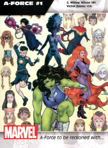 A-Force 1 new