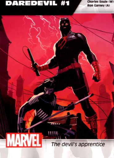 Daredevil 1 new