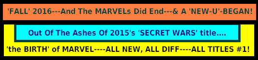 all new marvel 1
