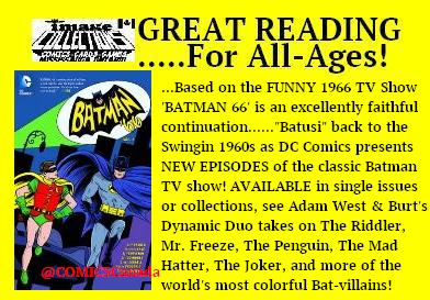 All Ages BATMAN 1966 COMICS