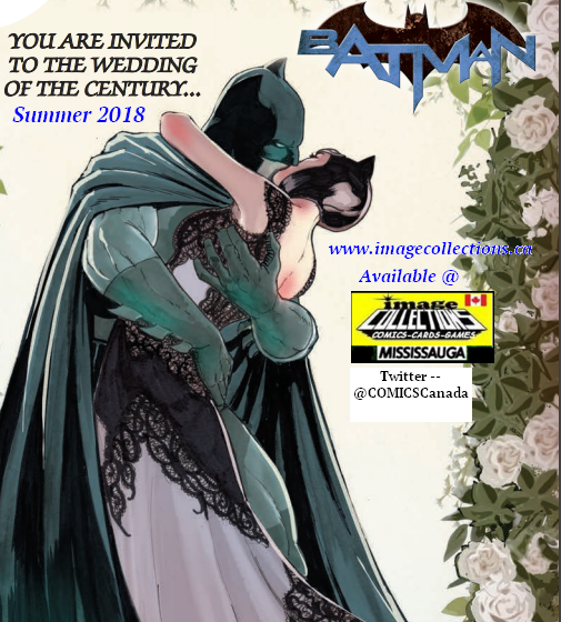 Batman wedding issue 2