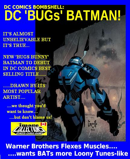 DC COMICS Bugs Batman by Image Collections Comics Store in Canada 2
