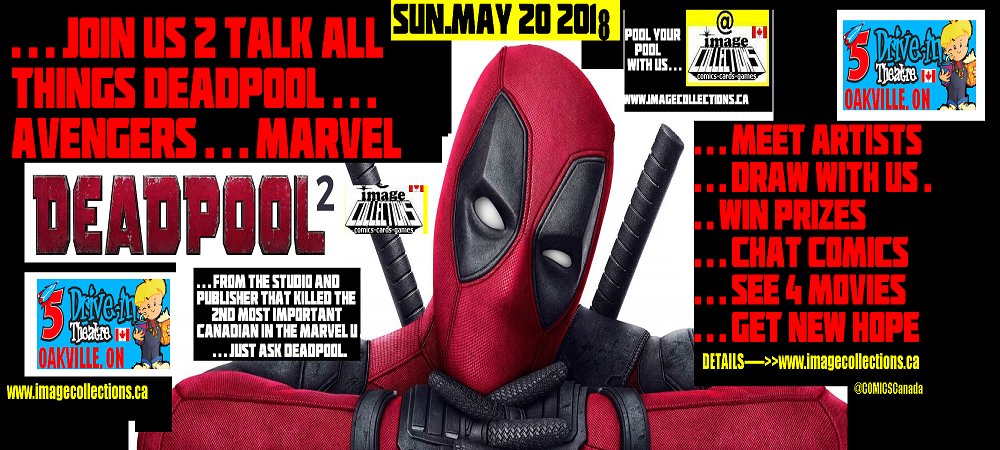 DEADPOOL 2 Movie Event 2