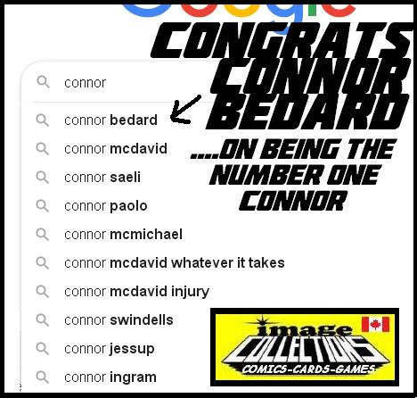 IC cONNOR NUMBER 1