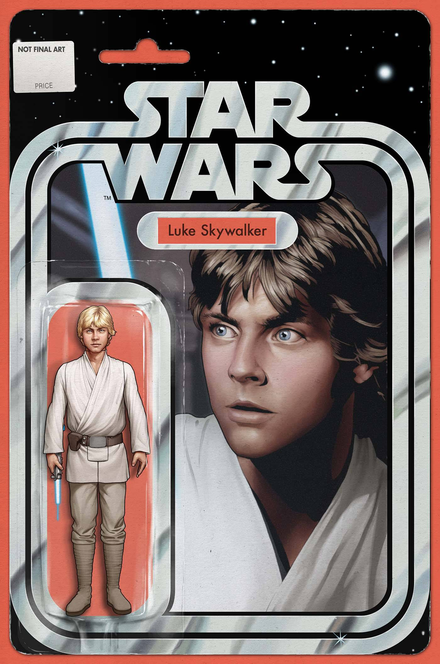 STAR WARS 1 ACTION FIGURE VAR