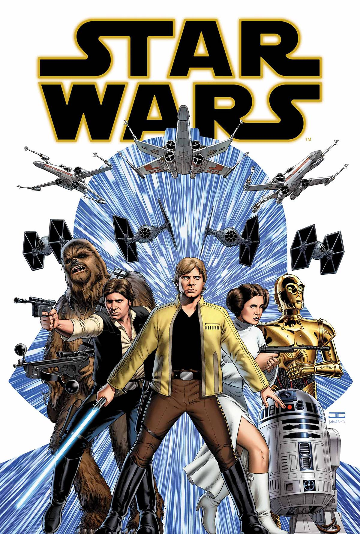 STAR WARS 1 COMIC