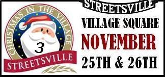 Streetsville christmas in the village 3 November
