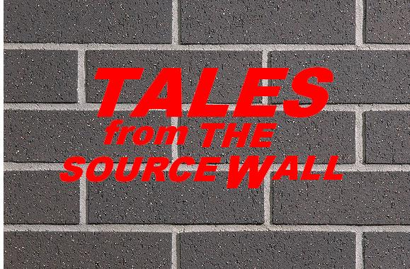 Tales of the Source Wall comics column