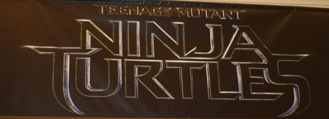 Teenage Mutant Ninja Turtles Movie Logos 2014