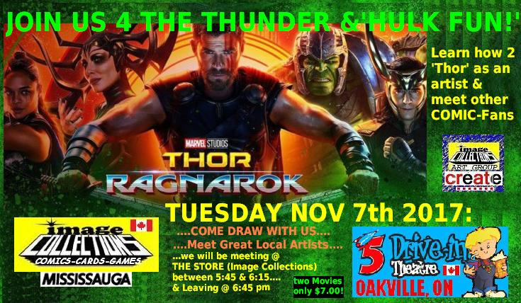 Thor Ragnarok Movie 5 Drive in Image Collections