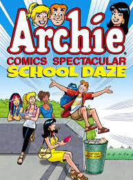 archie school daze book