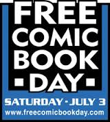 free comic book day 2004 logo square