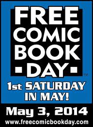 free comic book day 2014 logo square