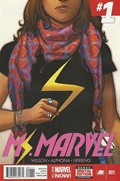 ms marvel 1 comic